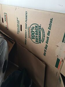 2 Wardrobe boxes uhaul. Clean used 1 time Kitchener / Waterloo Kitchener Area image 2
