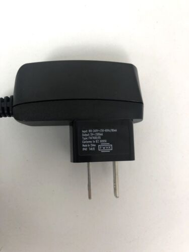 OEM Jabra FW7600/05 AC To DC Adapter, 5 Volt Output Power Cord Supply Adapter - $9.49
