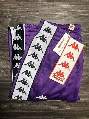 kappa 222 banda astoriazz violet large pants