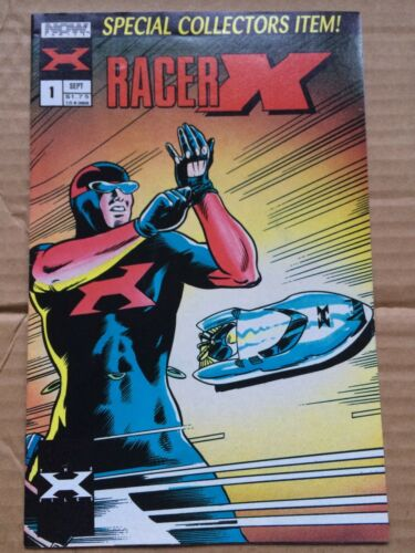Racer X #1 (Now 1988)