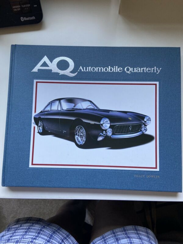 Automobile Quarterly Vol 48 Number 1