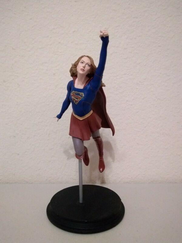 Icon Heroes CW TV Supergirl (Melissa Benoist) Statue, # 0230 / 2000