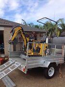 Mini Excavator Hire  Coomera Gold Coast North Preview