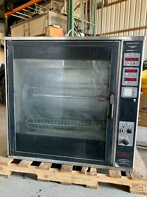 Electric Rotisserie Oven Henny Penny Scr-8