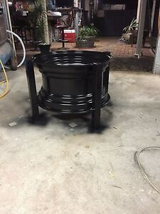 Steel FIREPITS Meadowbrook Logan Area Preview