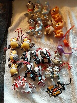Vintage Disney Characters Variety Parts Move Hang Them Used