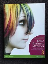 Basic Business Statistics 3rd Ed. Berenson Warragul Baw Baw Area Preview