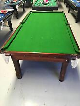 WANTED TO BUY-7FT TO 9FT SLATE POOLTABLES -CASH PAID WILL PICK UP Penrith Penrith Area Preview