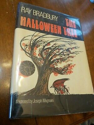 The Halloween Tree - Ray Bradbury - 1st edition - rare ](The Halloween Tree 1st Edition)