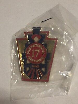 Pennsylvania District 17 Little League Baseball Pin - Train Locomotive Engine - Little League Gear