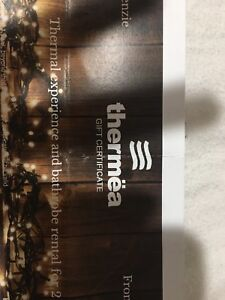 Thermëa Gift Card for 2