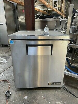 True Undercounter Refrigerator Tuc-27-lp