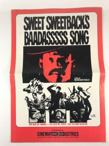 RARE Original Sweet Sweetback