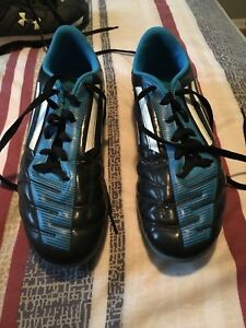 Two pair of football cleats