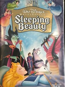 Sleeping beauty VHS
