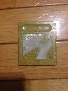 Pokemon Gold!!! GameBoy Colour !!!