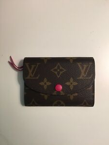 Louis Vuitton Rosalie Coin Purse **SOLD**