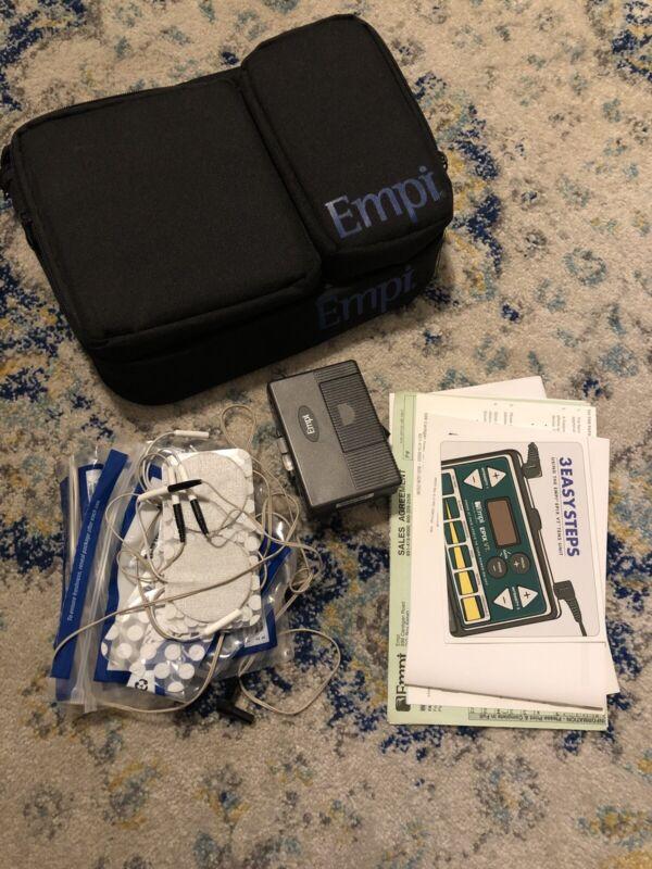 Empi EPIX VT TENS Pain Relief Stimulation Device