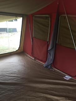 Camper Trailer- Oztrail deluxe12 Mandurah Mandurah Area Preview