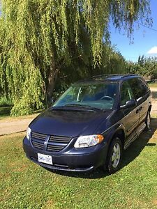 2007 Dodge Grand Caravan wheel chair accessible