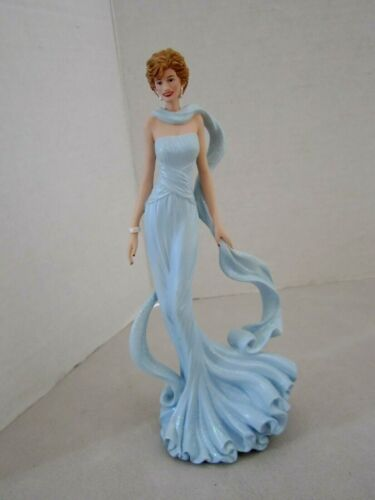 Hamilton Collection Classic Sophistication Princess Of Our Hearts Diana Figurine