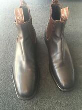 Brand New R.M.Williams Men's Boots Mosman Mosman Area Preview