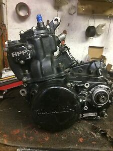 Cr250r rebuilt new bottom end and and a new head ,