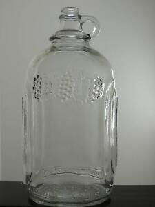 Vintage collectable Seppelts ½ gallon (2¼ litre) wine bottle
