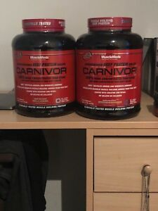 Muscle Meds: carnivore protein-powder 4.2lbs