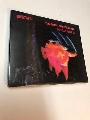 Black Sabbath Paranoid CD [Digipak] Remastered Rhino