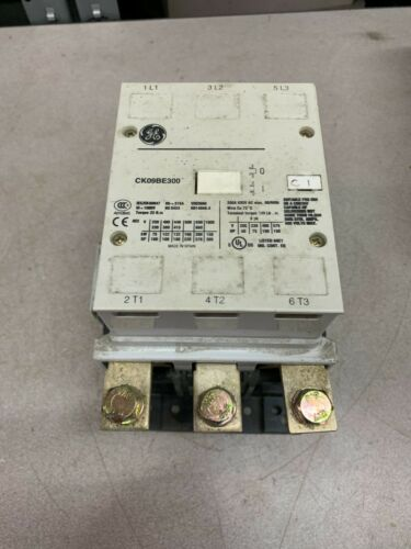 USED GENERAL ELECTRIC CONTACTOR CK09BE300