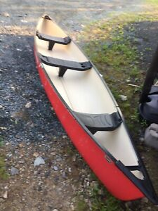 15.5 foot wind river canoe for sale