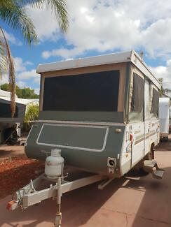 2004 Jayco Penguin Outback Bellevue Swan Area Preview