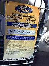 AU BA BF FORD FALCON WAGON CARG CAGE Rutherford Maitland Area Preview