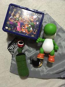 Mario decorations/figurines