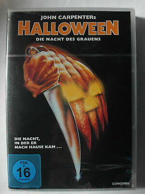 Halloween Nacht des Grauens - John Carpenter, Donald Pleasence, Jamie Lee Curtis