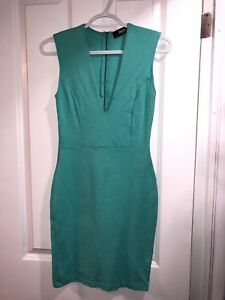 Teal lulus dress $10
