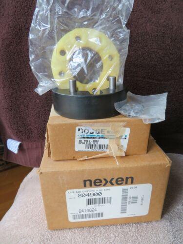 NEW NEXEN LW/L 600 COUPLING H NO BUSHING 804900