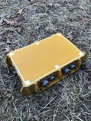 Trimble Laser Level Junction Box For Surveying Construction Grading