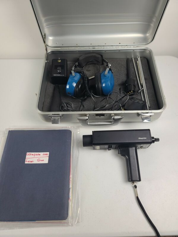 Ultraprobe 2000 Mph With Case And Extras