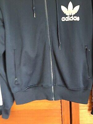Adidas Zipped Hoody Med