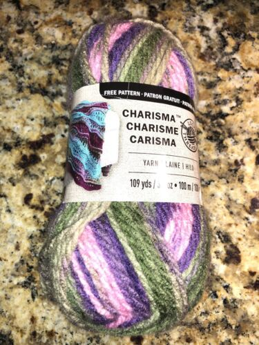 LOOPS /& THREADS Charisma #5 or Country Loom #6 Bulky Yarn ~ 17 color choices