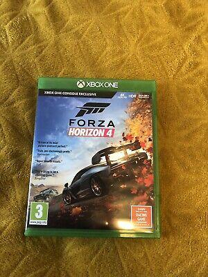 Forza Horizon 4 Xbox One Game