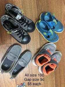 Boys/toddler shoes size 9-11