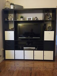 Large TV Cabinet and shelves (Can delivery) Prestons Liverpool Area Preview