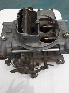 Holley Carb 600cfm  80457-2  suit Ford linkages Wantirna Knox Area Preview