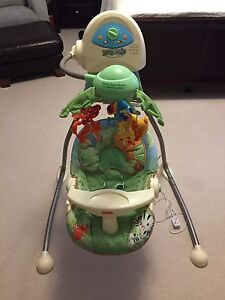 Fisher-Price Rainforest Infant Swing
