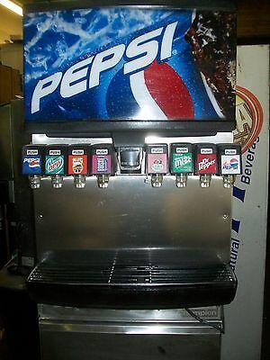 Soda Ice Dispenser 8 Heads Pumps Gaugecarbonater 115v 900 Items On E Bay