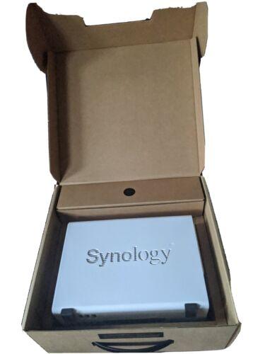TOP Zustand! Synology DS215j 512MB RAM, 2-Bay NAS DiskStation ohne Festplatte