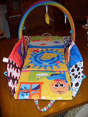 Lamaze Infant Activity Baby Gym Play Mat Toy
